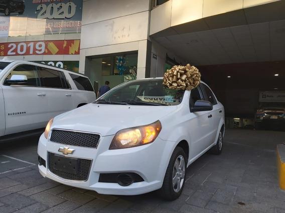 Chevrolet Aveo Ls 2014 ¡somos Agencia!