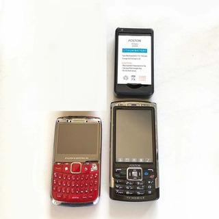 Lote Celulares Antigo -foston Blackberry - Leia A Descrição!