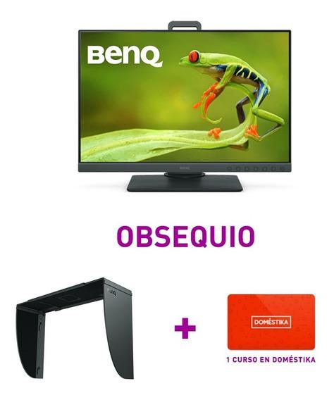 Monitor Benq Sw240 + Capacete Sh240 + Bono Doméstika