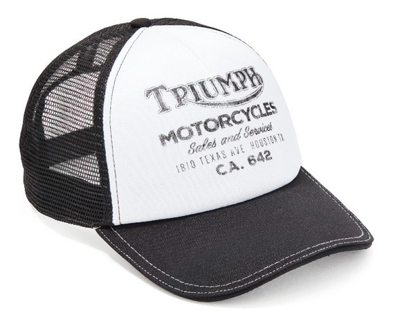 Boné Estilo Trucker Bickford Triumph Mcas19216