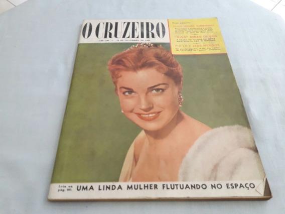 O Cruzeiro 12/11/55 Miss Minas Gerais /sophia Loren /pirilo