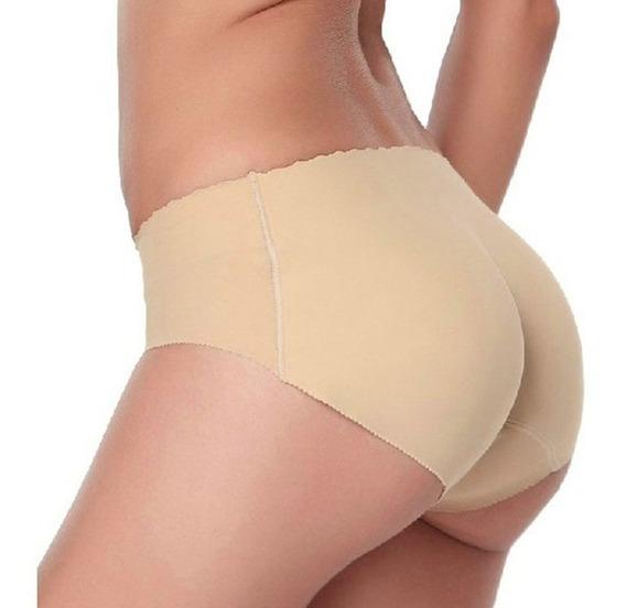 Panty Levanta Glúteos Calzón Relleno Aumenta Pompas Pompis