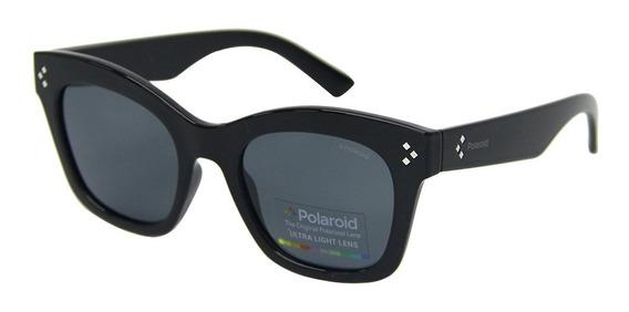 Óculos De Sol Polaroid 4039 Feminino Vinho