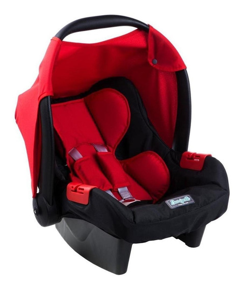 Bebê conforto Burigotto Touring Evolution SE Vermelho