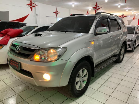 Toyota Hilux Sw4 Sw4 Srv D4-d 4x4 3.0 Tdi Dies. Aut