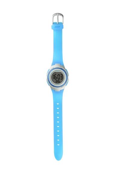 Relógio Feminino Copper Azul Es095 Atrio