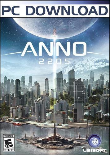 Anno 2205 Pc Original Cdkey Año 2205 Español + Online