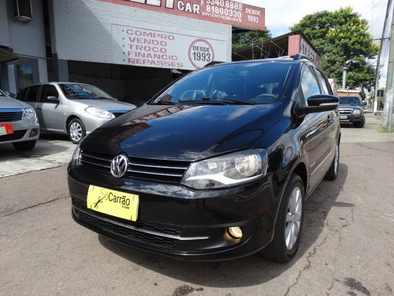 Financiamos 100% Volkswagen Spacefox 1.6 Manual Sportline