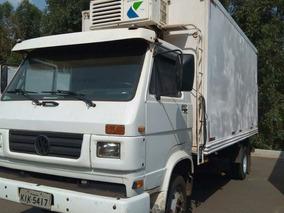 Vw 8140 - 1998 - Com Bau Camara Fria - R$ 45.000,00