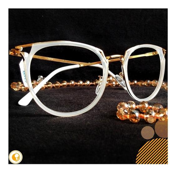 Óculos De Grau Feminino Modelo 2204