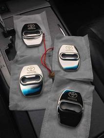 Kit Protetor Trava Porta Acessório Corolla, Hilux, Sw4, Rav4