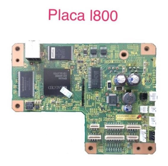 Placa Logica Epson L800 100% Testada E Com Garantia