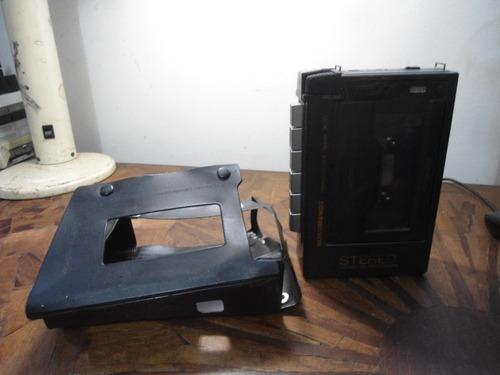 Antigo Walkman Nordemend Clipper 3010 - Nao Funciona