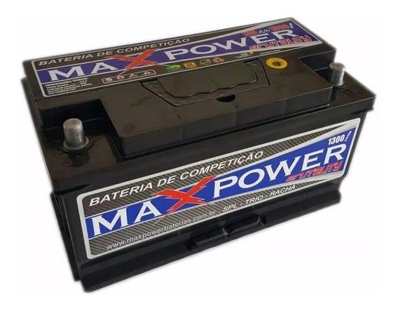 Bateria Estacionaria Maxpower 135ah Selada Linha Brutality