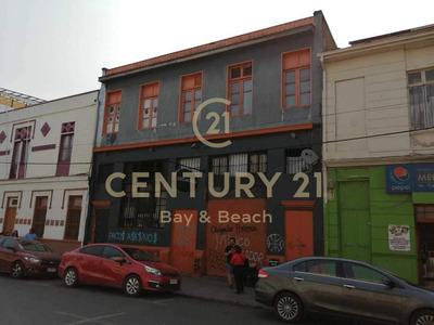 Arriendo Local Comercial Edificacion Patrimonial