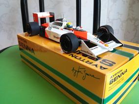 F1 1/18 Mclaren Mp4/4 A. Senna Minichamps
