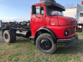 Camión Tractor Mercedes-benz 1114 1973