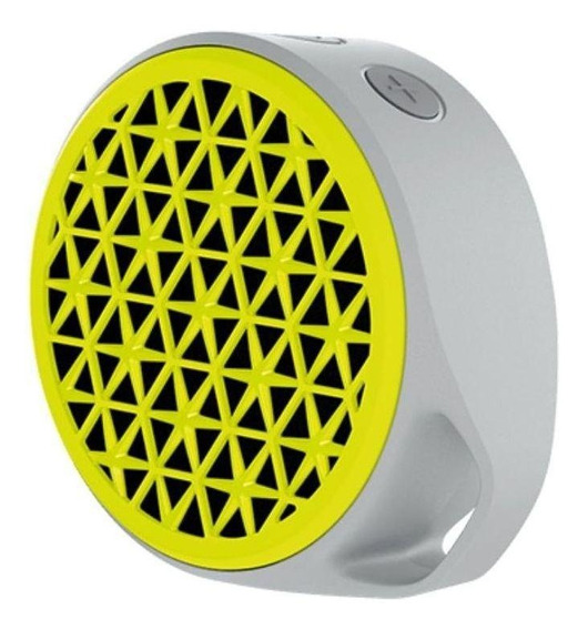 Alto-falante Logitech X50 portátil sem fio Amarelo