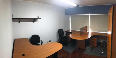 Alquilo Oficina Amoblada 68 M2 En Miraflores