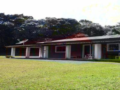 Sítio Juquitiba Com 30.000 M² Piscina Casa Grande