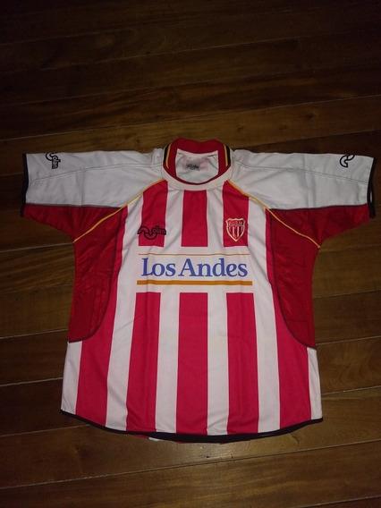 Camiseta De San Martin De Mendoza 2000-2001 Olan Impecable