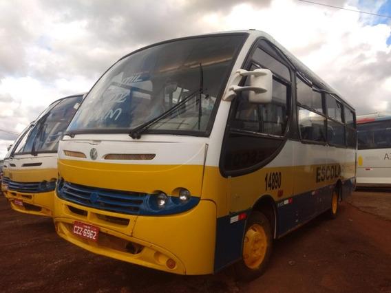 Cód. 12 Micro Ônibus Rural Escolar Caio Piccolo Ano 2002