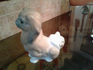Figura De Lladro De Perro