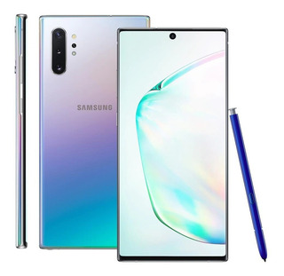 Smartphone Samsung Galaxy Note 10+ 256gb Lacrado
