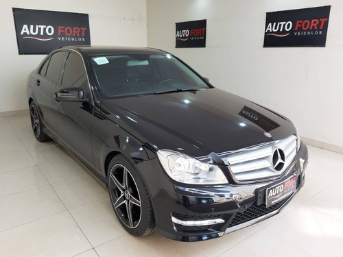 Imagem 1 de 10 de Mercedes-benz C 180 1.6 Cgi Sport 16v Turbo Gasolina 4p