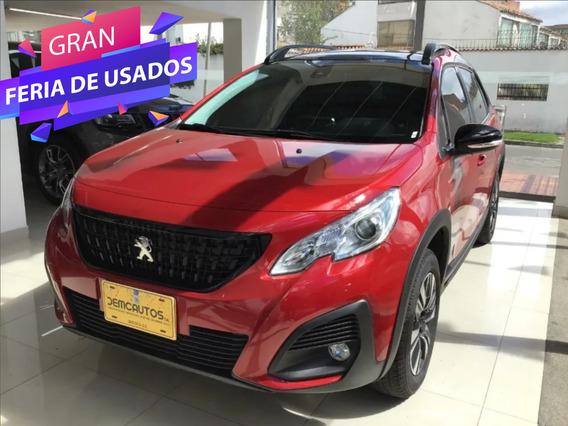 Peugeot 2008 2020 Rojo