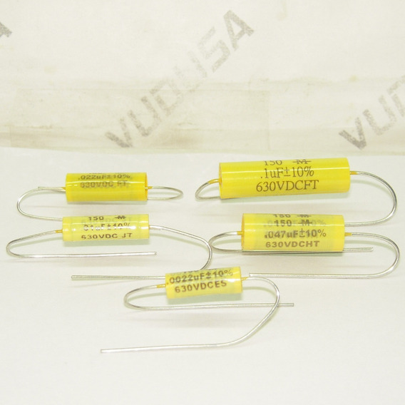 Capacitor .047uf X 630v Poliester Metalizado Mallory S 150