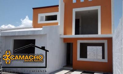 Casa En Venta, 3 Recamaras, Cuautla Mor. Occ-607