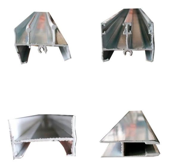 Perfil Ventana Panoramica De Aluminio (kit)