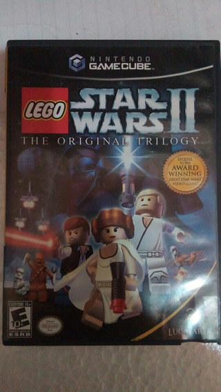 Lego Star Wars 2 The Original Trilogy Nintendo Game Cube