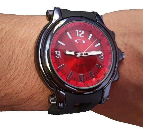 Relógio Masculino Oakley Holeshot + Caixinha !!!