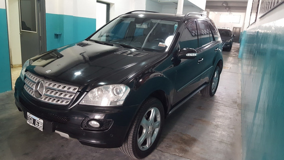 Mercedes Benz Ml 320 Cdi 4matic - Impecable Unica - Permuto