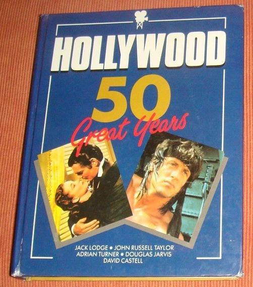 Livro Hollywood 50 Great Years ( Inglês )