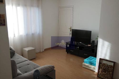 Apartamento Com 3 Dormitórios À Venda, 80 M² Por R$ 750.000,00 - Moema - São Paulo/sp - Ap31371