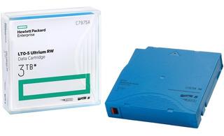 Data Cartridge Hp Ultrium Rw Lto-5 3tb C7975a Cartucho Datos