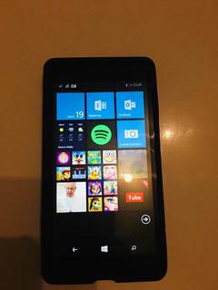 Microsoft Lumia 535, Como Nuevo + Funda Tpu
