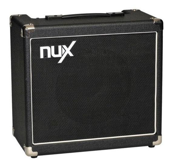 Amplificador Para Guitarra Nux Mighty 30 Se Com Efeitos