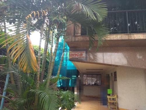 Casa Com 4 Dormitórios À Venda, 470 M² Por R$ 2.000.000 - Jardim Vila Galvão - Guarulhos/sp - Ai9461