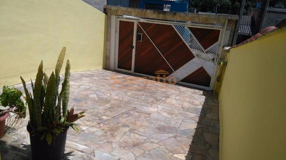 Casa Residencial À Venda, Jardim Paraíso, Itapecerica Da Serra - Ca0819. - Ca0819