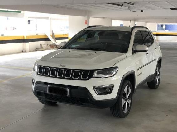 Jeep Compass 2.0 16v Flex Longitude Aut. Completo 2018/19
