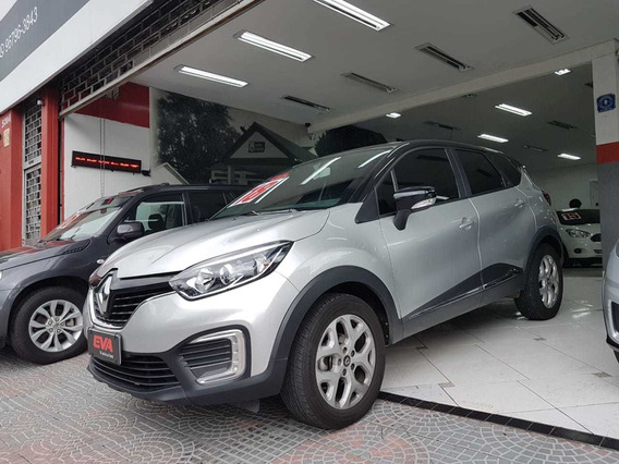 Renault Captur Life 1.6 Flex 2017