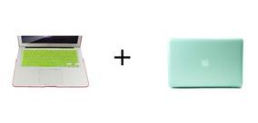 Funda Case + Teclado Macbook Air 13,3 A1466 Combo 2 En 1
