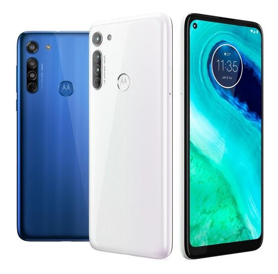 Celular Motorola Moto G8 64gb 4gb Xt-2045 Garantia Oficial 6