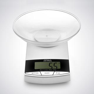 Balanza De Cocina Digital Atma Bc-7103n