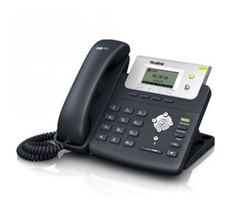 Yealink Sip T21p Telefone Ip 2 Linhas Com Display Poe