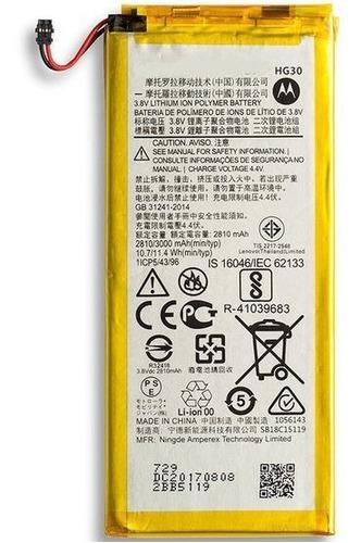 Bateria  Motorola Moto G6 G5s G5s Plus Hg 30 Original !!!
